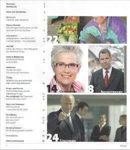 BestAge: Konzeption, Chefredaktion, Redaktion