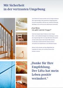 Lifta-Broschüre: Konzeption und Redaktion