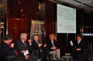 Diskussion des Bundesverbands Nachhilfe- und Nachmittagsschulen auf der didacta: Organisation und Realisation