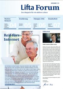 Lifta-Forum: Redaktion
