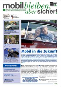 Seniorenmagazin der Deutschen Verkehrswacht: Redaktion