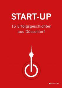 Start-up-Broschüre der Wirtschaftsförderung Düsseldorf